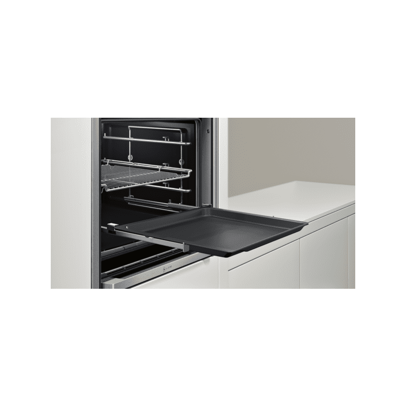 Neff H595xW596xD548 Single Multifunction VarioSteam Pyrolytic Oven - Stainless Steel additional image 4