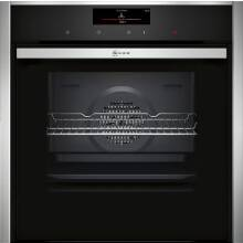 Neff H595xW596xD548 Single Oven Home Connect - Slide & Hide