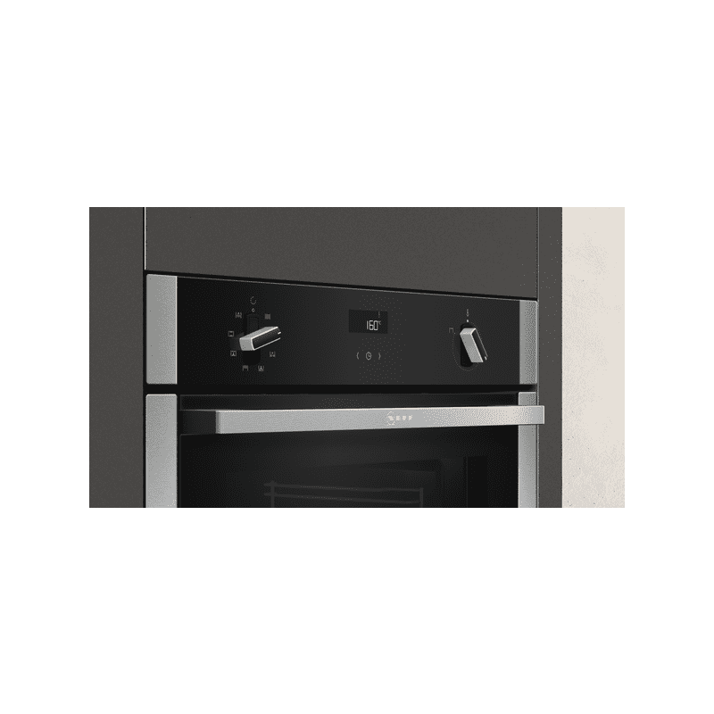 Neff H595xW596xD548 Single Oven - Slide & Hide additional image 1