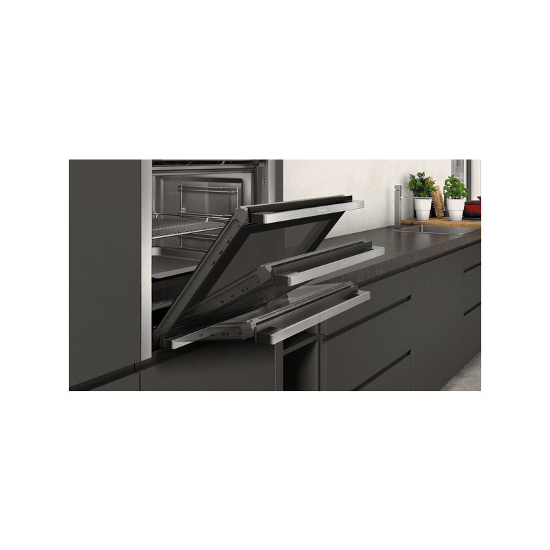 Neff H595xW596xD548 Single Oven - Slide & Hide additional image 2