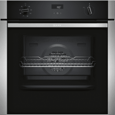 Neff H595xW596xD548 Single Oven - Slide & Hide