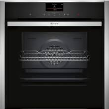 Neff H595xW596xD548 Single Oven With Home Connect  - Slide & Hide