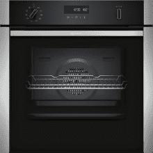 Neff H595xW596xD548 Single Pyrolytic  Oven - Slide & Hide
