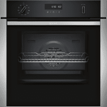 Neff H595xW596xD548 Single Pyrolytic  Oven - Slide & Hide