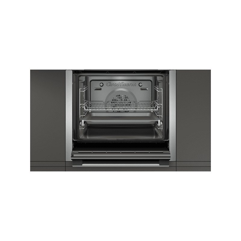 Neff H595xW596xD548 Single Pyrolytic  Oven - Slide & Hide additional image 5