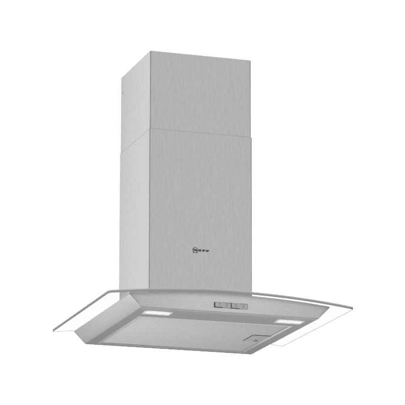 Neff H617xW600xD488 Chimney Cooker Hood primary image