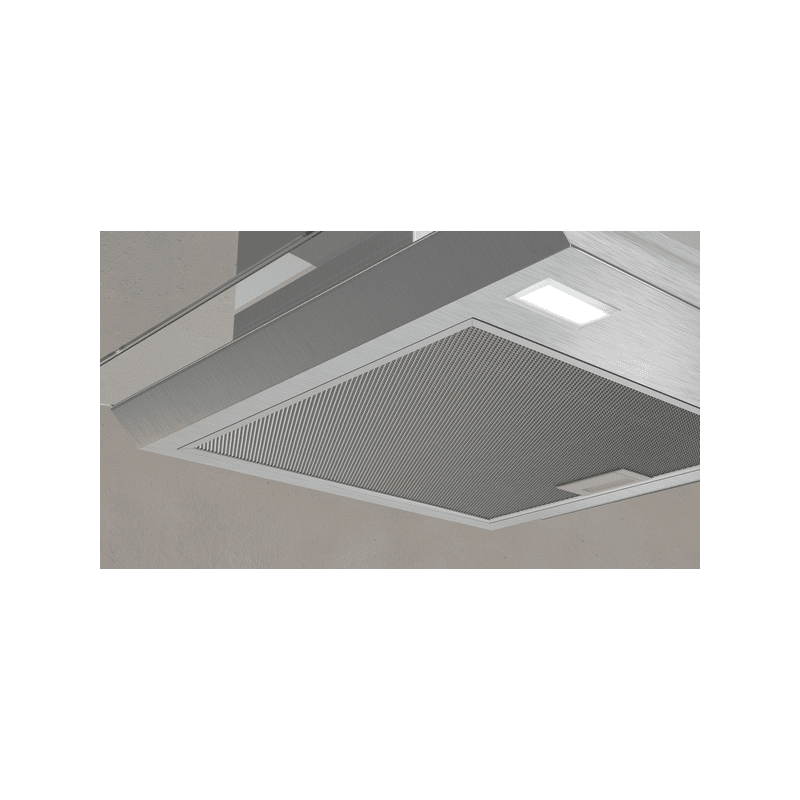 Neff H617xW600xD488 Chimney Cooker Hood - Stainless Steel additional image 2