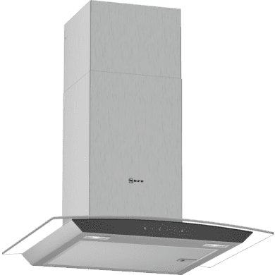 Neff H617xW600xD488 Chimney Cooker Hood - Stainless Steel