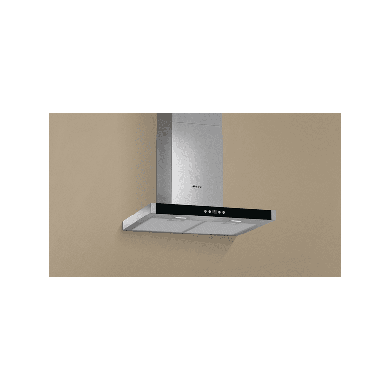 Neff H628xW600xD500 Chimney Extractor - Stainless Steel additional image 2