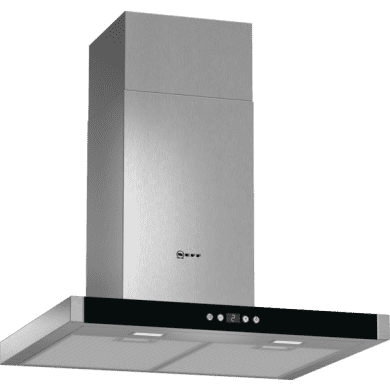 Neff H628xW600xD500 Chimney Extractor - Stainless Steel