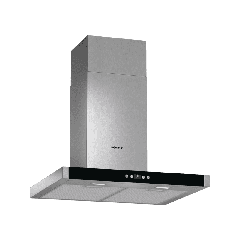 Neff H628xW600xD500 Chimney Extractor - Stainless Steel primary image
