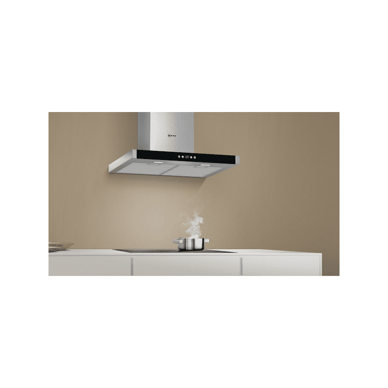 Neff H628xW600xD500 Chimney Extractor - Stainless Steel additional image 4