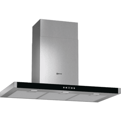 Neff H628xW900xD500 Chimney Extractor - Stainless Steel