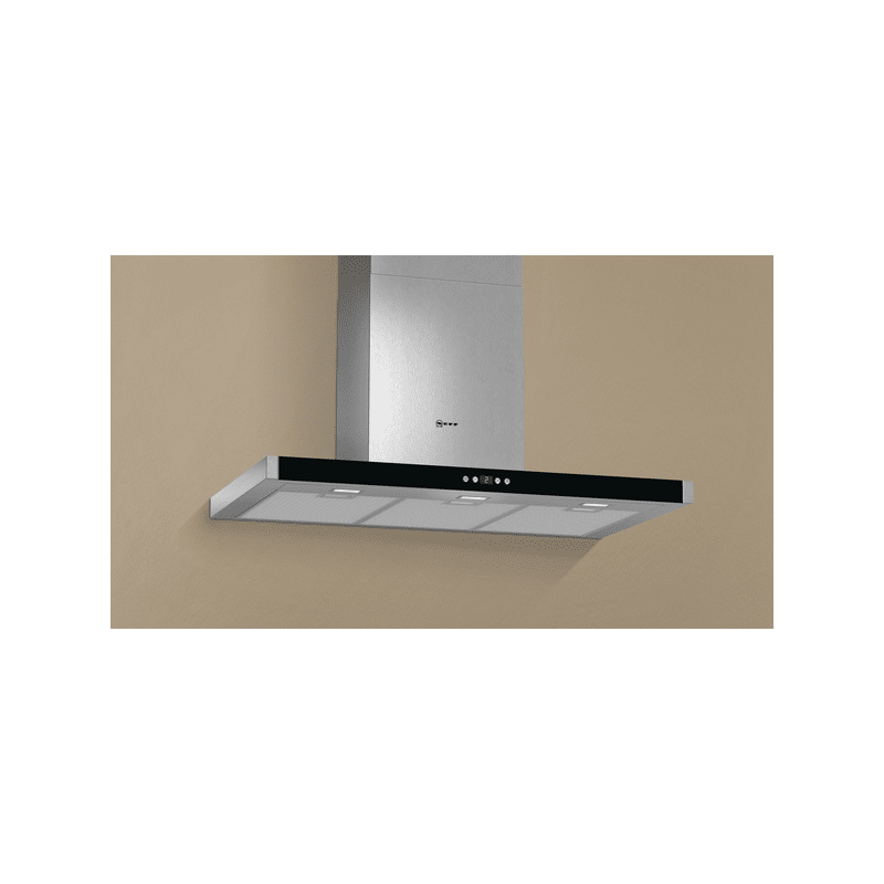 Neff H628xW900xD500 Chimney Extractor - Stainless Steel additional image 4