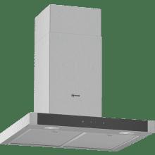 Neff H635xW600xD500 Chimney Cooker Hood - Stainless Steel