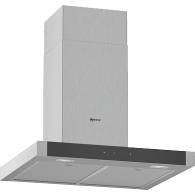 Neff H635xW600xD500 Chimney Cooker Hood - Stainless Steel