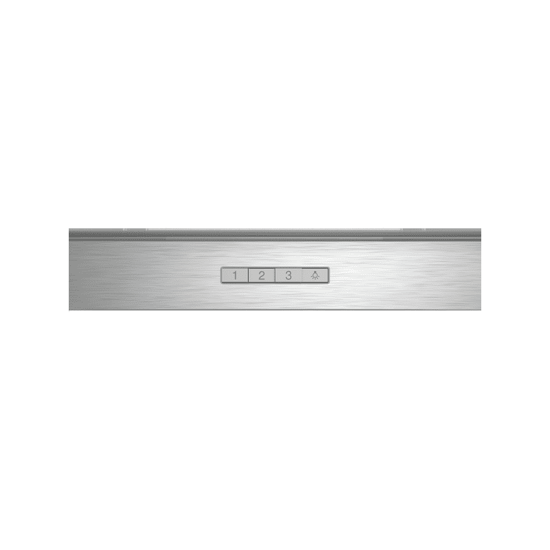 Neff H635xW600xD525 Chimney Cooker Hood - Stainless Steel additional image 3