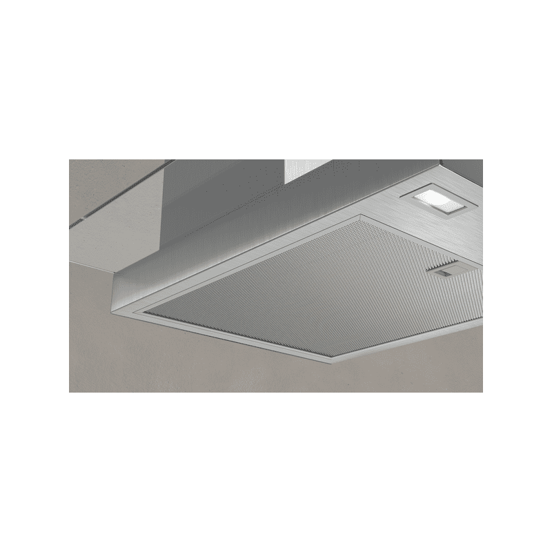 Neff H635xW600xD525 Chimney Cooker Hood - Stainless Steel additional image 1