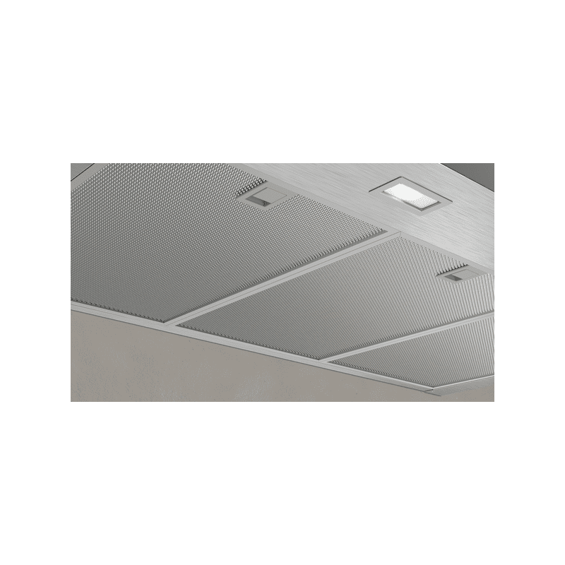 Neff H635xW900xD500 Chimney Cooker Hood - Stainless Steel additional image 2