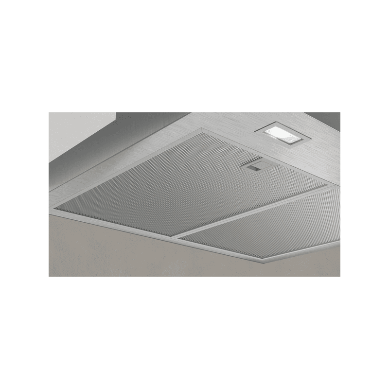 Neff H635xW900xD525 Chimney Cooker Hood - Stainless Steel additional image 2