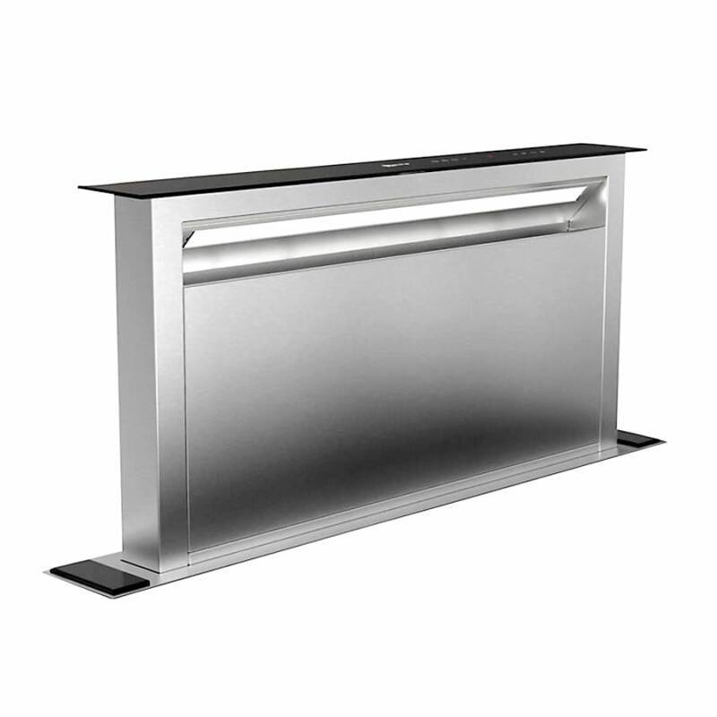 Neff H652xW880xD352 Downdraft Integrated Cooker Hood - Stainless Steel primary image