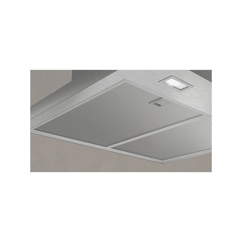 Neff H676xW600xD500 Chimney Cooker Hood - Stainless Steel additional image 2