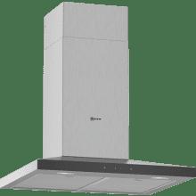 Neff H676xW600xD500 Chimney Cooker Hood - Stainless Steel