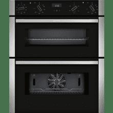 Neff H717xW594xD550 Built Under Double Oven