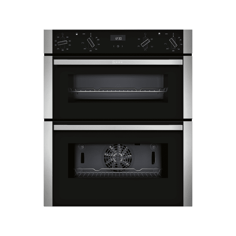 Neff H717xW594xD550 Built Under Double Oven primary image