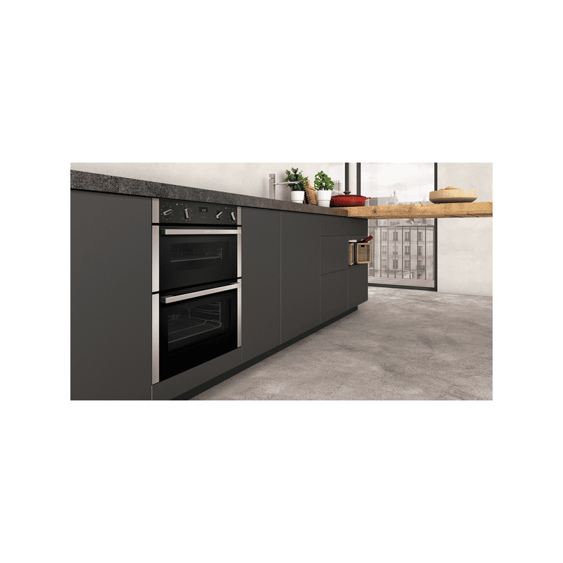 Neff H717xW594xD550 Built Under Double Oven additional image 3