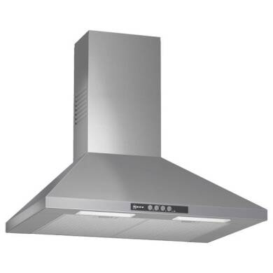 Neff H799xW700xD500 Chimney Cooker Hood - Stainless Steel