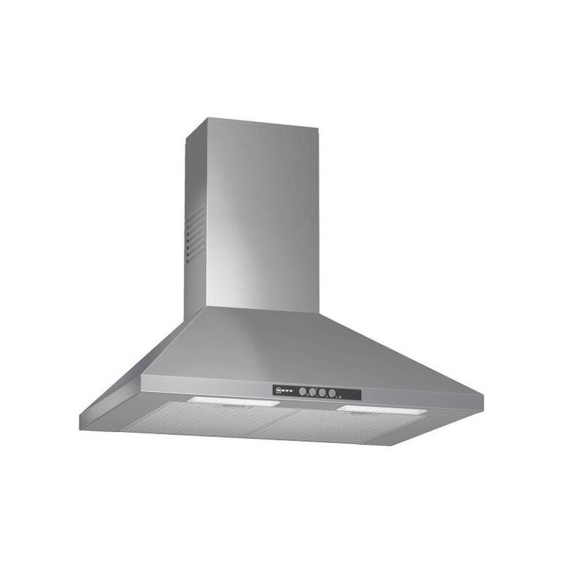 Neff H799xW700xD500 Chimney Cooker Hood - Stainless Steel primary image