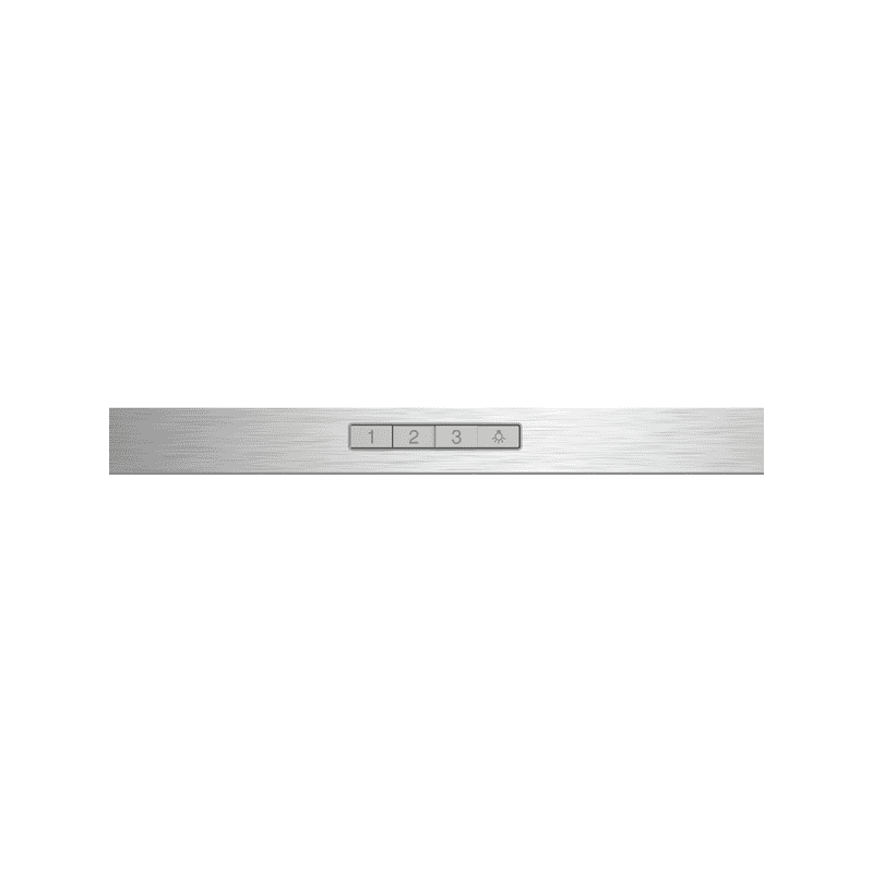 Neff H799xW750xD500 Chimney Cooker Hood - Stainless Steel additional image 1