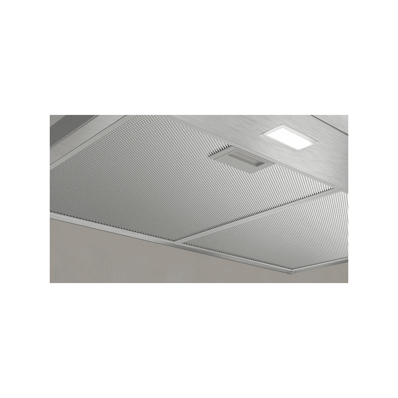 Neff H799xW750xD500 Chimney Cooker Hood - Stainless Steel additional image 2