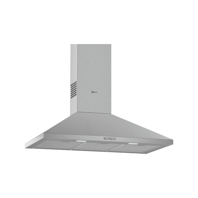 Neff H799xW900xD500 Chimney Cooker Hood - Stainless Steel primary image