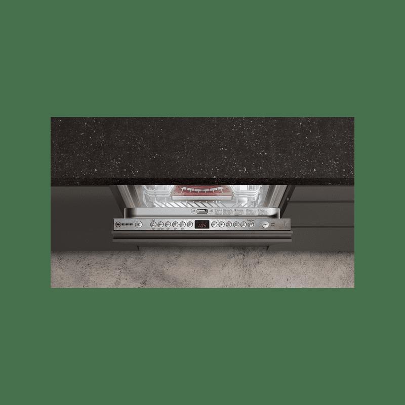 Neff H815xW448xD550 Fully Integrated Slimline Dishwasher additional image 2