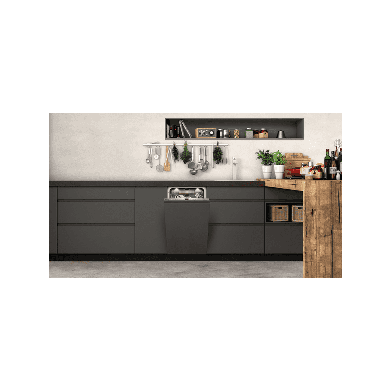 Neff H815xW448xD550 Fully Integrated Slimline Dishwasher additional image 3