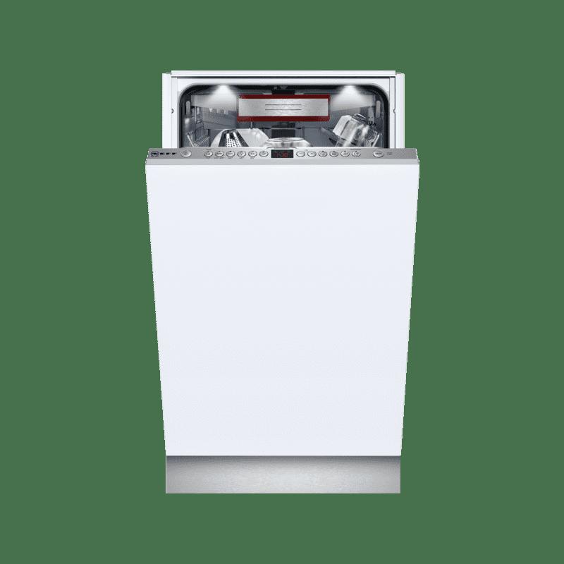 Neff H815xW448xD550 Fully Integrated Slimline Dishwasher primary image