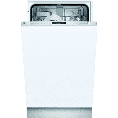 Neff H815xW448xD550 Integrated Slimline Dishwasher with Home Connect