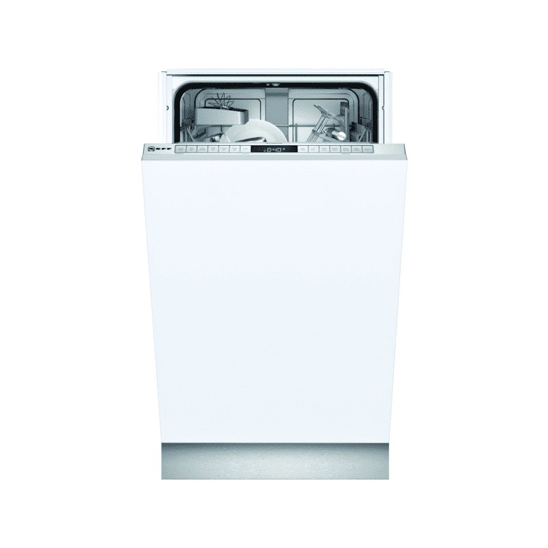 Neff H815xW448xD550 Integrated Slimline Dishwasher with Home Connect primary image