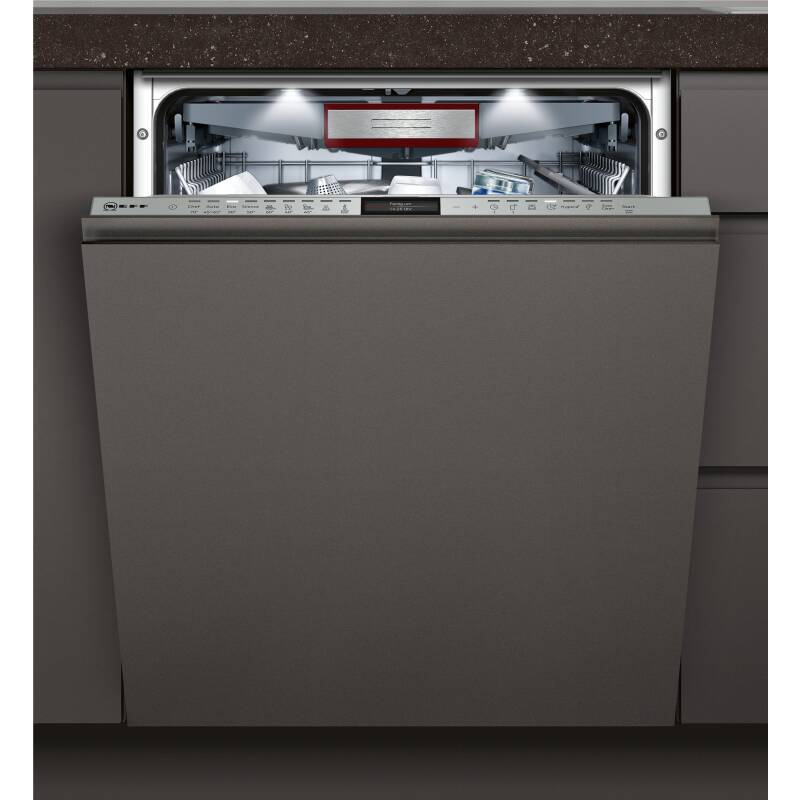 Neff H815xW598xD550 Fully Integrated Dishwasher with Home Connect primary image