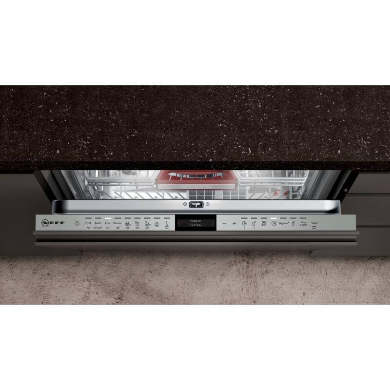 Neff H815xW598xD550 Fully Integrated Dishwasher with Home Connect additional image 3