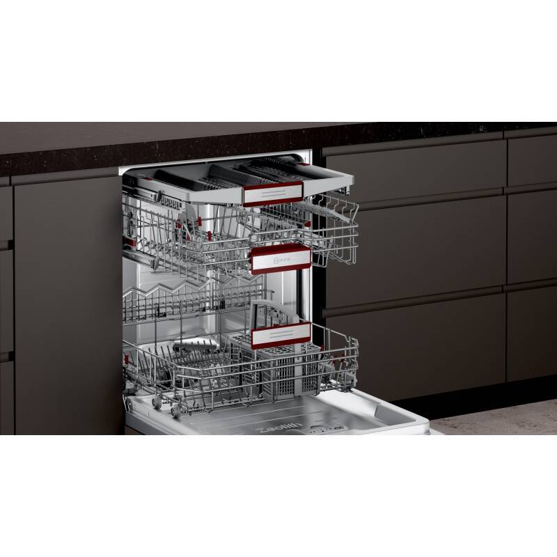 Neff H815xW598xD550 Fully Integrated Dishwasher with Home Connect additional image 4