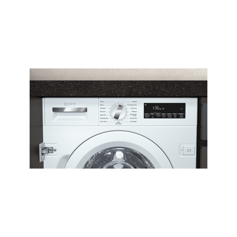 Neff H818xW594xD544 Integrated Washing Machine additional image 1