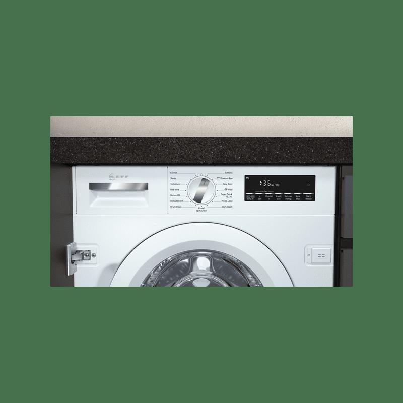 Neff H818xW594xD544 Integrated Washing Machine (8kg) additional image 1