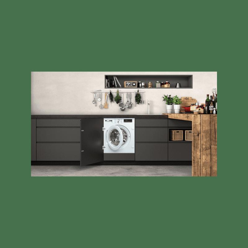 Neff H818xW594xD544 Integrated Washing Machine (8kg) additional image 2