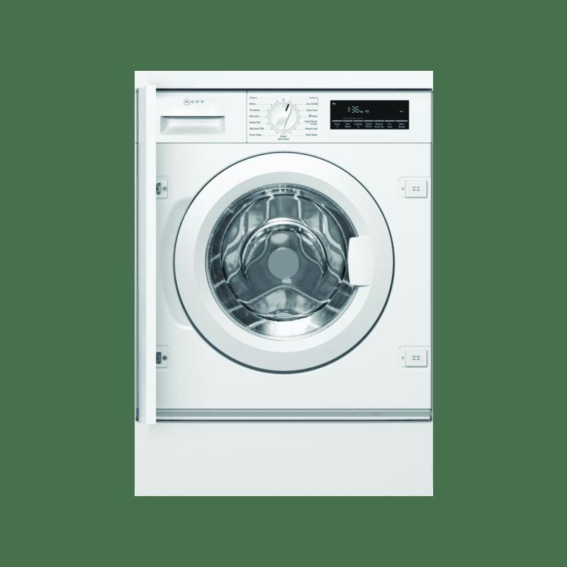 Neff H818xW596xD544 Integrated Washing Machine (8kg) primary image
