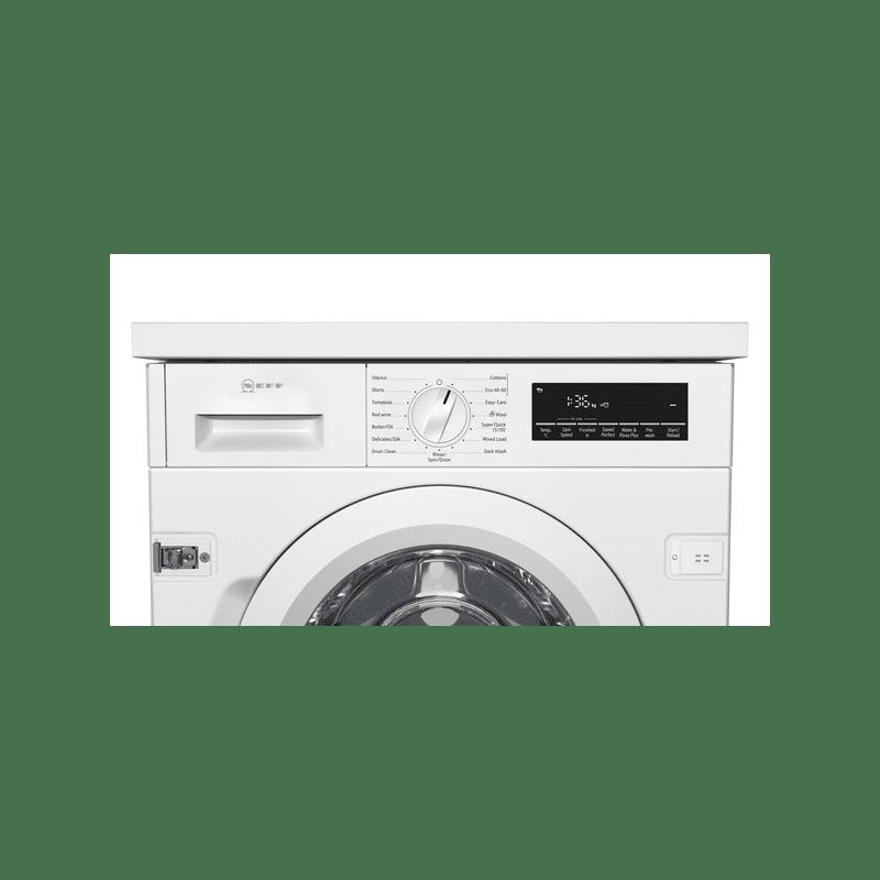 Neff H818xW596xD544 Integrated Washing Machine (8kg) additional image 2