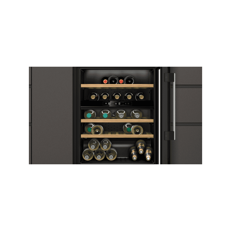Neff H818xW598xD581 N70 Under Counter Wine Cooler additional image 8