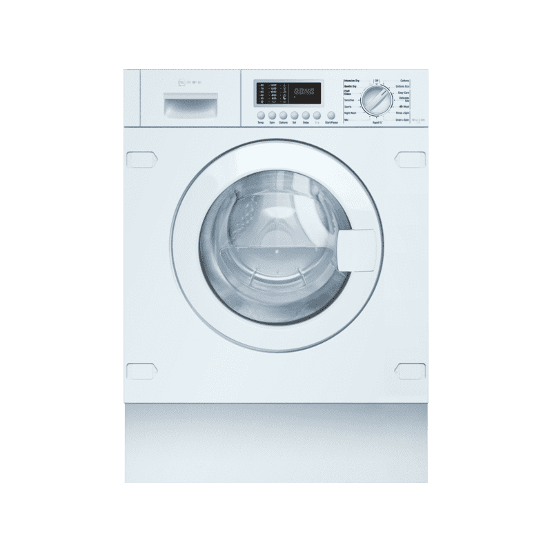 Neff H820xW595xD550 Integrated Washer Dryer (7kg) primary image